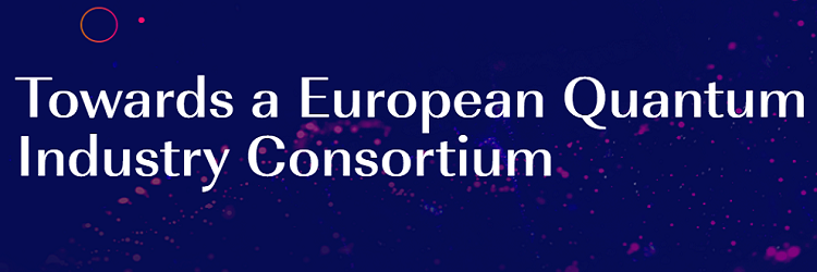 aQuantum participated on the First Working Session for the Creation of the Quantum Industry Consortium
