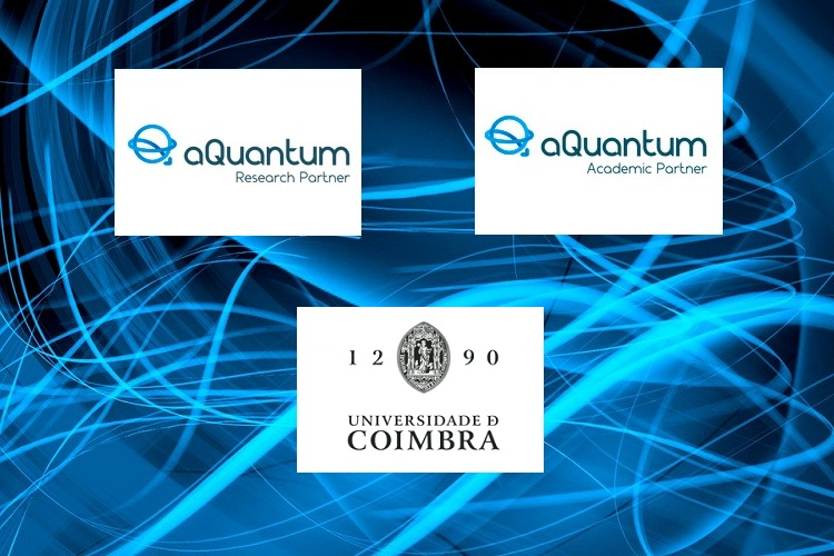 University of Coimbra becomes a Reseach and Academic Partner of aQuantum