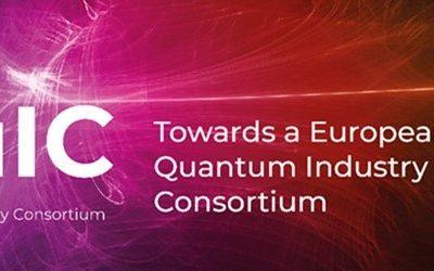 Progress in the creation of the European Quantum Industry Consortium (QuIC)