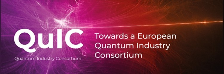 Progress in the creation of the European Quantum Industry Consortium (QuIC)