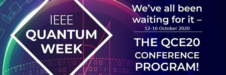 Next week aQuantum will be at IEEE Quantum Week!