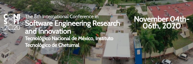 aQuantum Scientific Leader Keynote Speaker at the 8th International Conference in Software Engineering Research and Innovation (CONISOFT 2020)