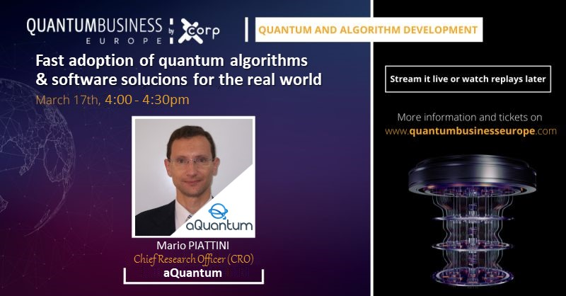 QPath – Fast adoption of quantum algorithms & software solutions for the real world