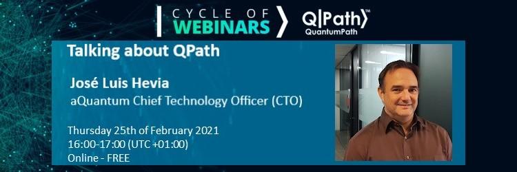 Next week begins the cycle of practical webinars on QPath