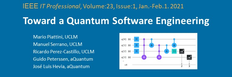 Posted a new aQuantum article: Toward a Quantum Software Engineering