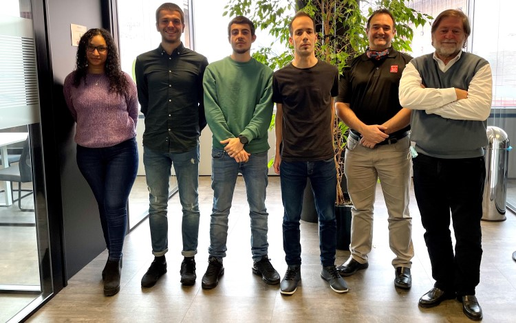 The aQuantum Team continues to grow