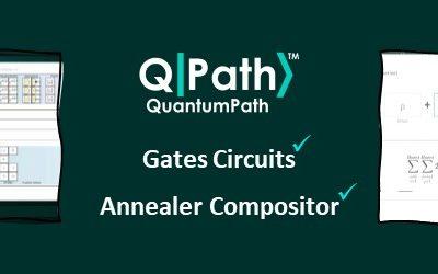 Launch of QPath Annealer Compositor at aQuantum webinar