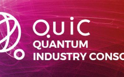aQuantum proud to be a Full Member of the European Quantum Industry Consortium (QuIC)