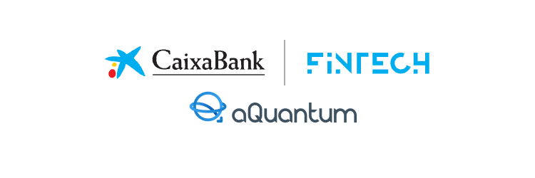 """aQuantum, one of the seven star-ups chosen by CaixaBank to develop """"Fintech"""" projects"""