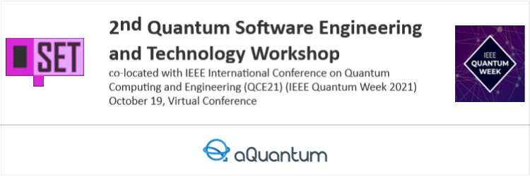 Call for participation for the 2nd Quantum Software Engineering and Technology Workshop